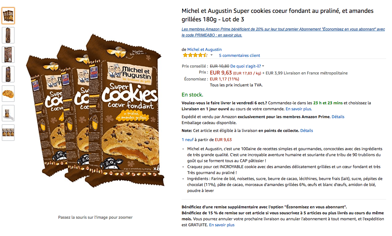 Fiche_produit_Michel_Augustin_Cookies_Amazon