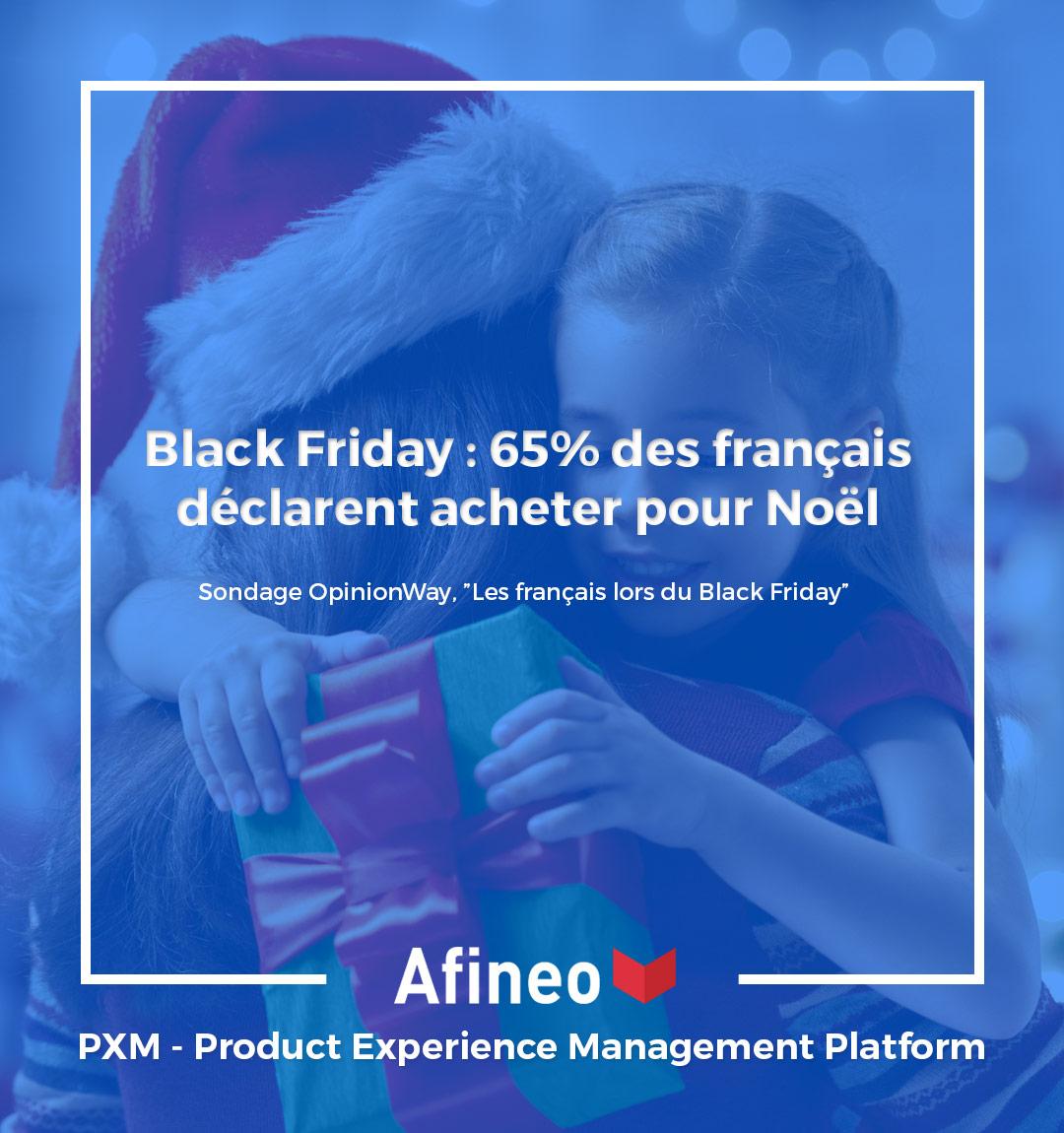 Black Friday : les achats pour Noël