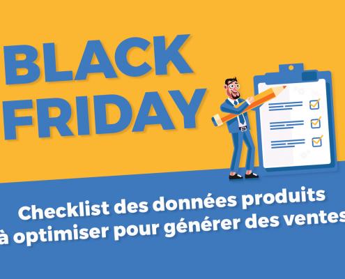 Black Friday : checklist des données produits à optimiser pour générer des ventes