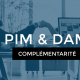 PIM et DAM : 2 logiciels complémentaires