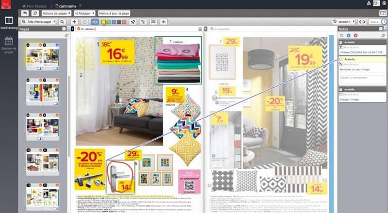 Créer un catalogue produit avec Afineo